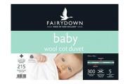 Fairydown Wool Cot Duvet