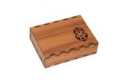 Koru Wha Wood Business Card Holder
