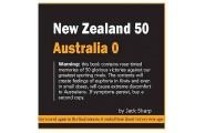 New Zealand 50 Australia 0