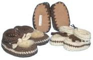 Baby Crochet Bootee