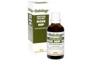 認證有機玫瑰果油