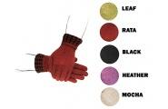 McDonald New Zealand千鳥紋保暖手套