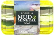 thermal mud and mineral soap bar