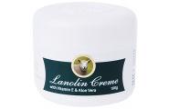 自然美綿羊油蘆薈保濕霜