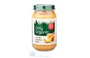 only organic嬰兒輔食