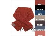 Crocheted Stitch Neck Warmer - Possumdown