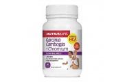 Garcinia Cambogia + Chromium- Nutra Life- 60 Capsules