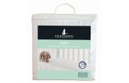 Baby Waterproof Cotton Mattress Protecotr (cot) by Fairydown