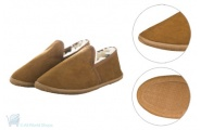 mens sheepskin slipper