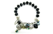 Paua Sparkle Bracelet By Hint of New Zealand