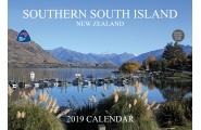 Southern South Island – 2019 Calendar