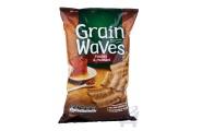 蜂蜜芥末全麥餅乾脆片(Grain Waves)150g