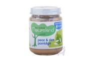 pear and rice porridge natureland
