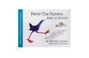 perky the pukeko goes to school