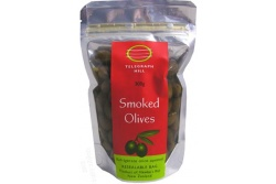 smoked olives from new zealand