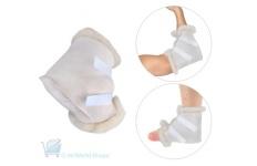 醫用可調式手肘/腳跟羊毛皮墊