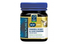Manuka Health Manuka Honey with Glucosamine & Bee Venom - 500g