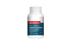 Liquid Calcium With StimuCal Plus Vit D3- Nutra Life- 60 Capsules