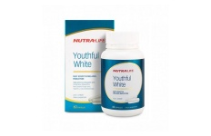Youthful White- Nutra Life- 60 Capsules