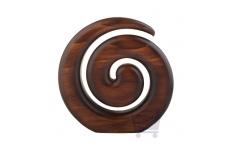 Wooden Koru