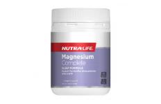 Magnesium Complete Sleep Formula- Nutra Life- 90 Capsules