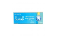 ToothGuard with BLIS M18™ Peppermint- 30 Lozenges